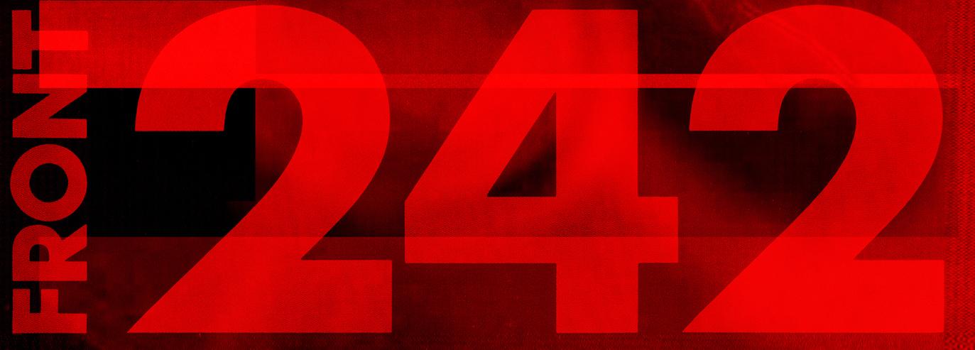 Front 242 - Quite Unusual / Agressiva