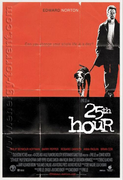 25th hour torrent