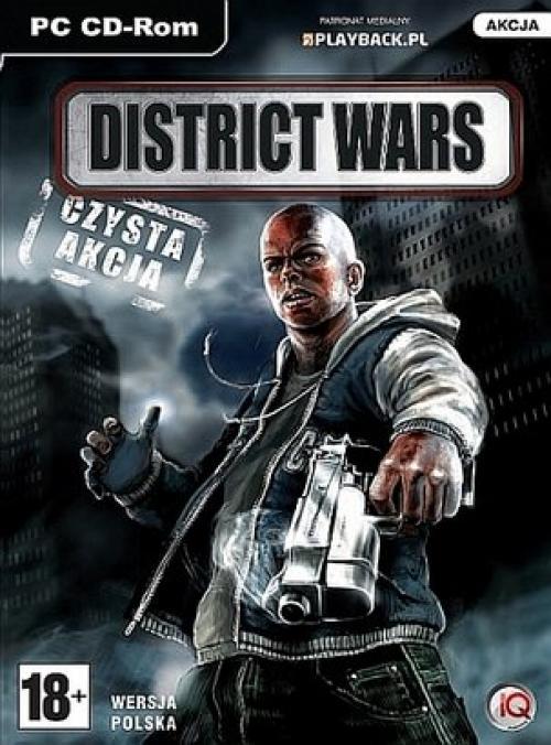 скачать District Wars торрент - фото 3