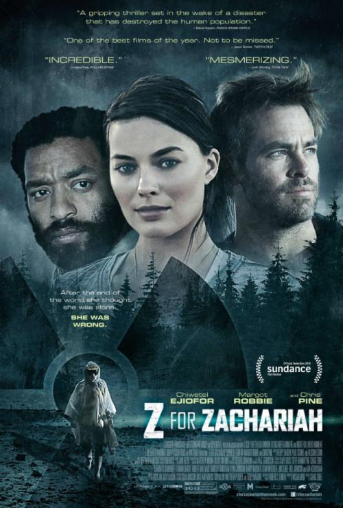 Z за Закъри / Z for Zachariah (2015)