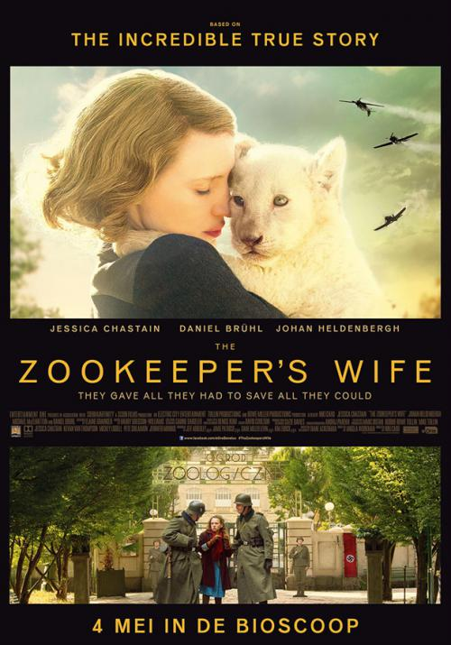 the zookeepers wife torrent